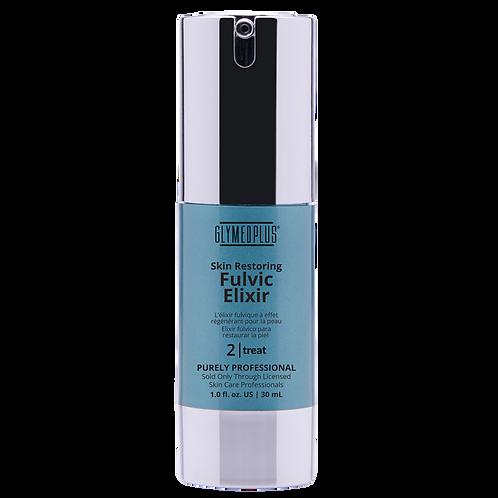 Glymed Skin Restoring Fluvic Elixir 1oz