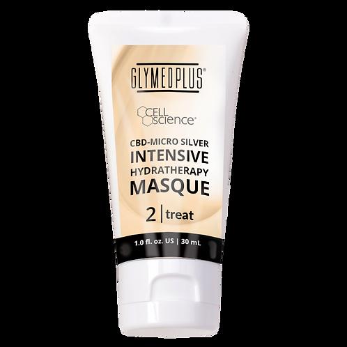 Glymed CBD Micro-Silver Hydratherapy Masque 1oz