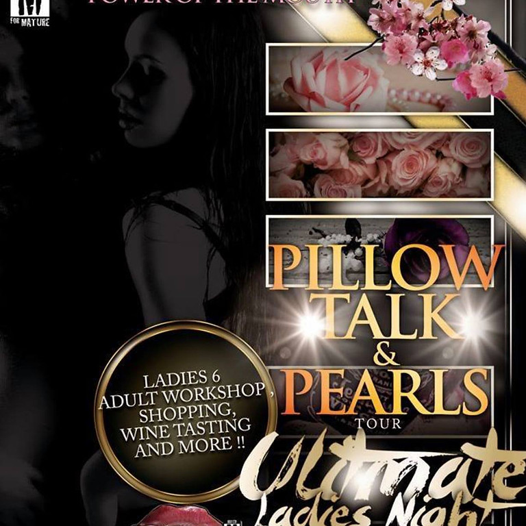 Pillow Talk & Pearls / Dirty Martini Edition