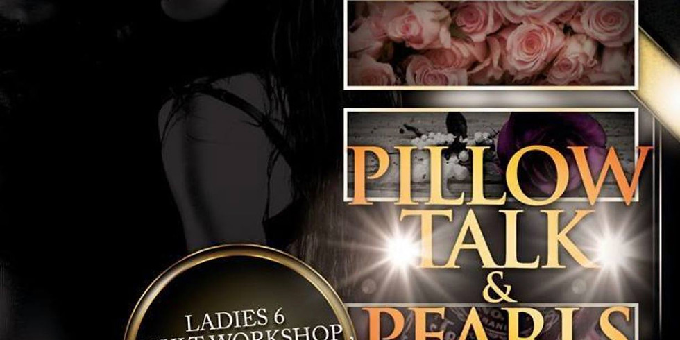 Pillow Talk & Pearls / Dirty Martini Edition