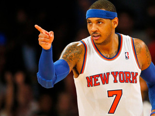 Carmelo Anthony: Der Unvollendete?