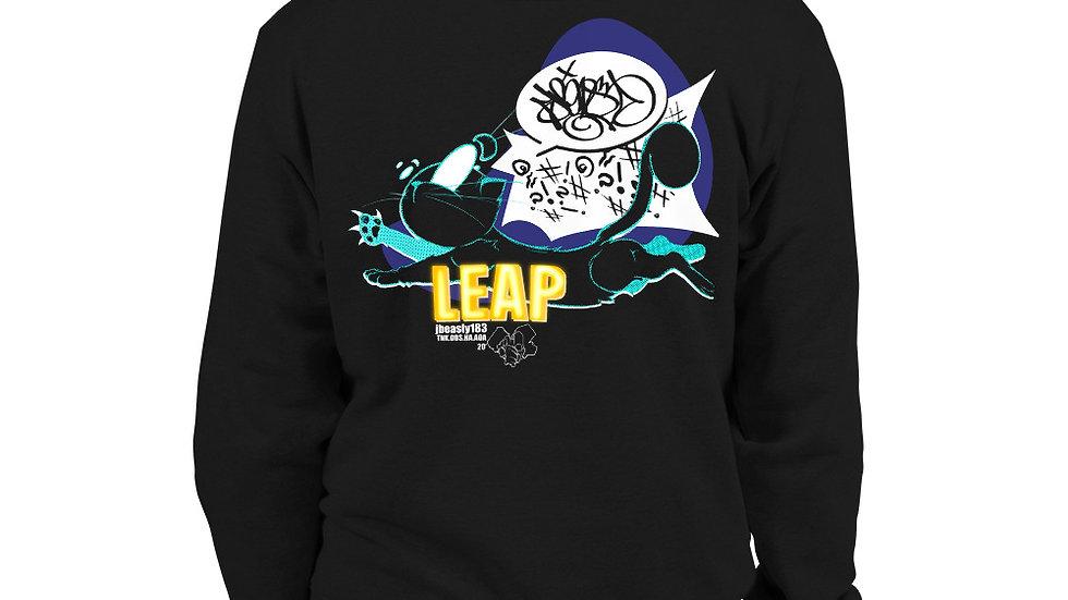 """Jb183 """"Leap"""" Hoodie"""