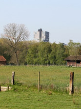 2 juni: Land-bouw-dorp