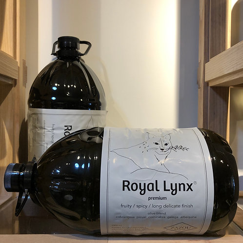 ROYAL LYNX OLIVE OIL (5 ltr)