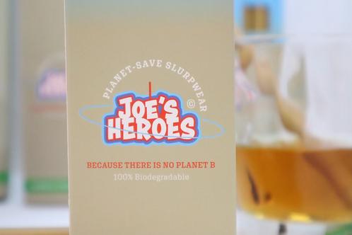 JOE'S HEROES BAMBOO STRAWS
