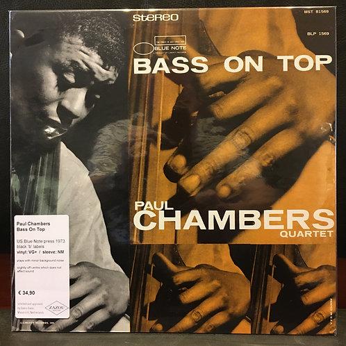 PAUL CHAMBERS • Bass on Top