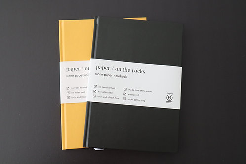 PAPER / ON THE ROCKS- HARDCOVER