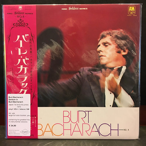 BURT BACHARACH • Seldom In