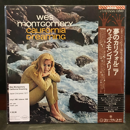 WES MONTGOMERY • California Dreaming
