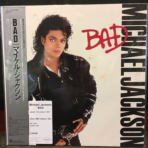 MICHAEL JACKSON • Bad