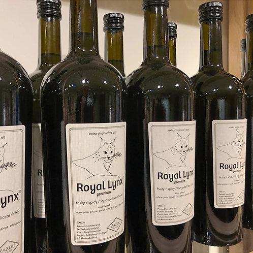 ROYAL LYNX OLIVE OIL (1 ltr)