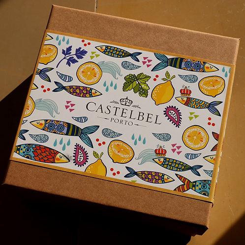 CASTELBEL -SARDINE GIFT SET
