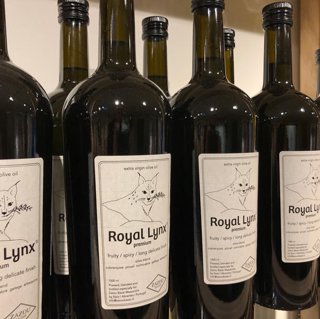 Royal Lynx Olive Oil 1 Liter