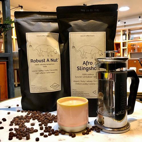 ORGANIC COFFEEBEANS