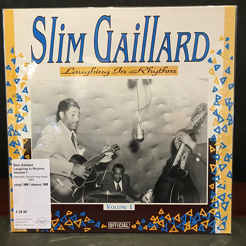 SLIM GAILLARD • Laughing in Rhythm
