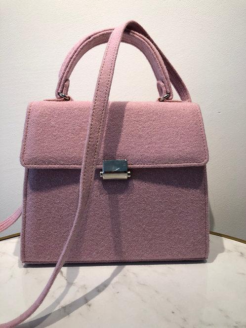 Burel Handbag pink front