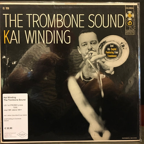 KAI WINDING • The Trombone Sound