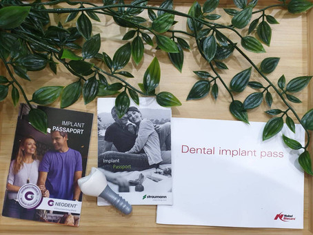 การรับประกันรากฟันเทียม