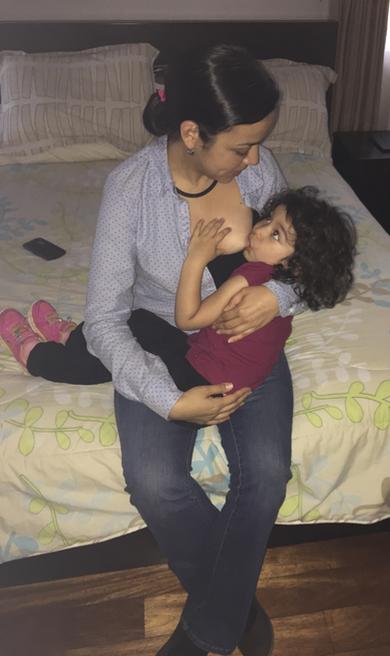 Por qué doy Lactancia Materna Prolongada?