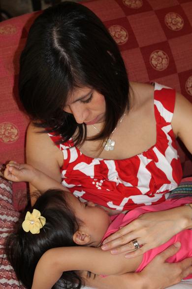 DISFRUTAR CADA INSTANTE! El valor de la Lactancia Materna