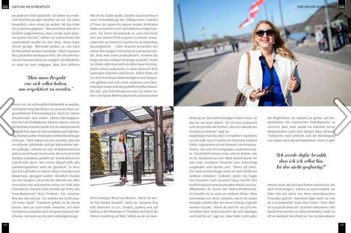 Label56- Susanne Rey Cover Story