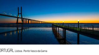 ref.ª 110 | Lisboa, Ponte Vasco da Gama