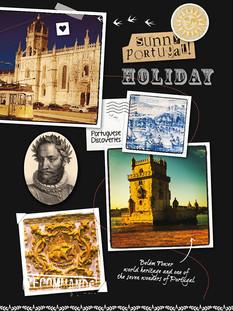 ref.ª 609   Torre de Belém e Mosteiro dos Jerónimos