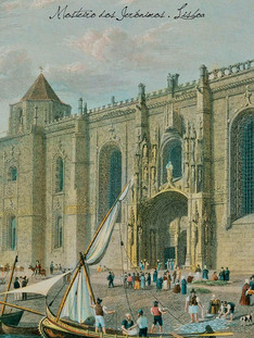 ref.ª 607   Mosteiro dos Jerónimos