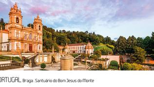 ref.ª 249 | Braga, Santuário do Bom Jesus do Monte