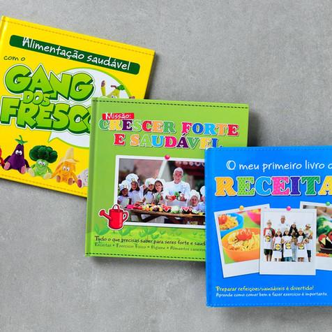 Coleção Alimentação Saudável para Crianças