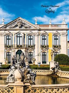 ref.ª 633   Palácio Nacional de Queluz