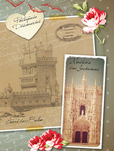 ref.ª 610   Torre de Belém e Mosteiro dos Jerónimos