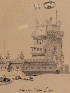 ref.ª 605   Torre de Belém