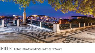 ref.ª 103 | Lisboa, Miradouro de São Pedro de Alcântara