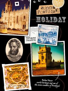 ref.ª 659 | Torre de Belém e Mosteiro dos Jerónimos