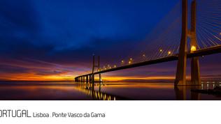 ref.ª 111 | Lisboa, Ponte Vasco da Gama