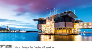 ref.ª 259 | Lisboa, Parque das Nações e Oceanário