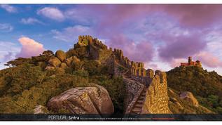 ref.ª 005 | Castelo dos Mouros e Palácio Nacional da Pena