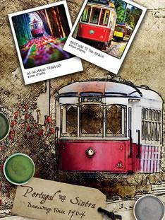 ref.ª 662 | Eléctrico de Sintra
