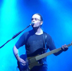 Howie G - on Bass and Vocals for Brit Floyd