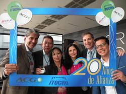 Celebración 20 años ACG e ITOCHU