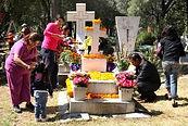 お墓 メキシコ