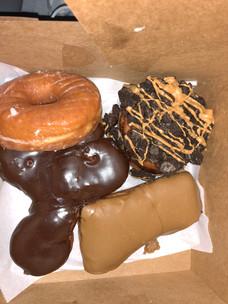 Assorted Doughnuts, PDX
