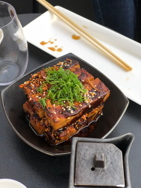 Char Sui Tempeh, PDX