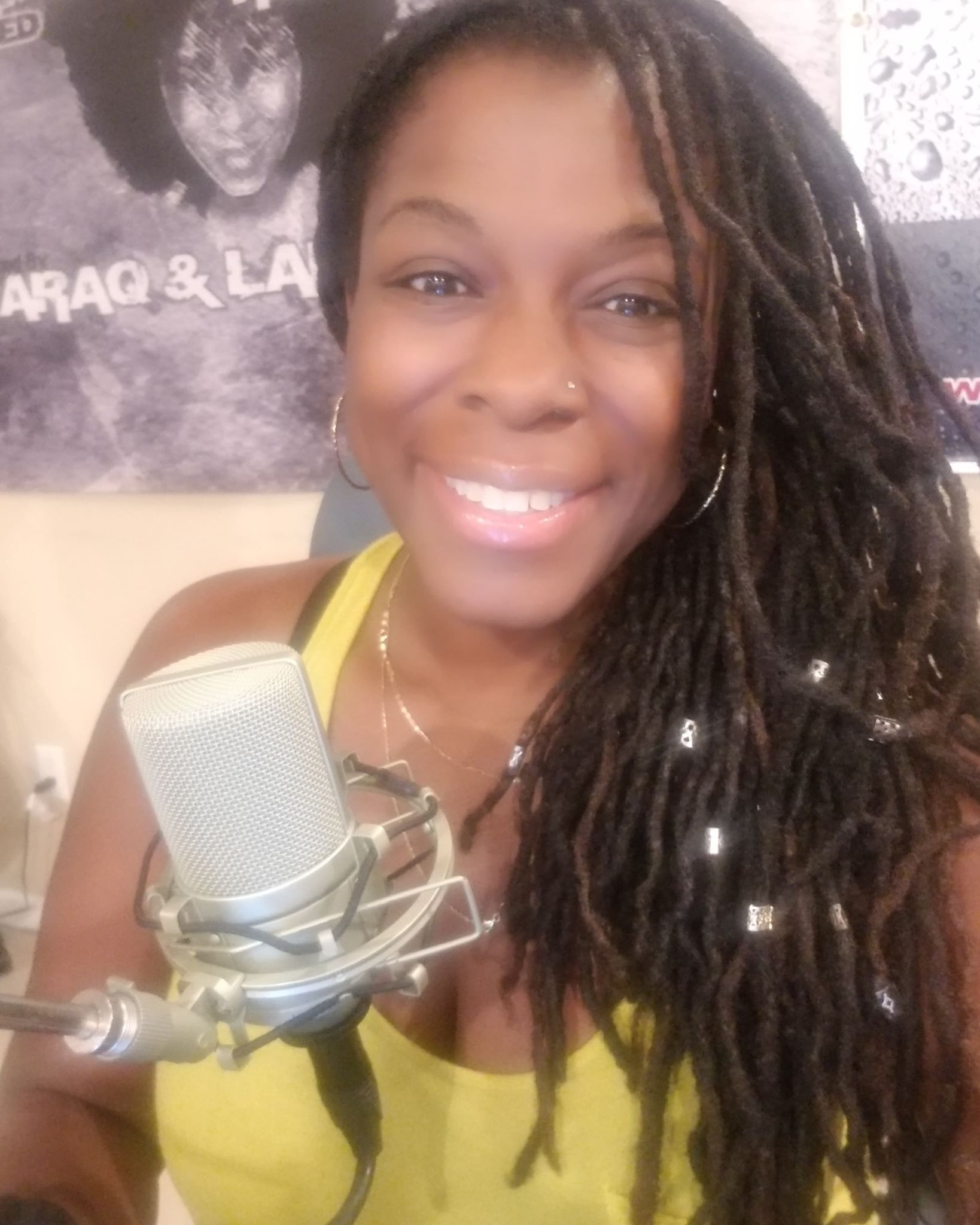LaRaq, The Sistahood Radio