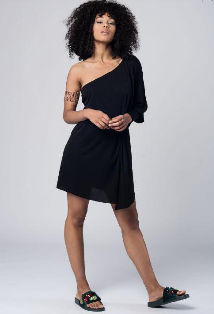 Perspective Mini Dress