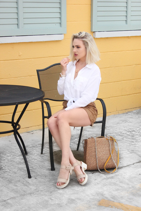 Local's Only Uniform: The Key to Making Shorts Instantly Flattering