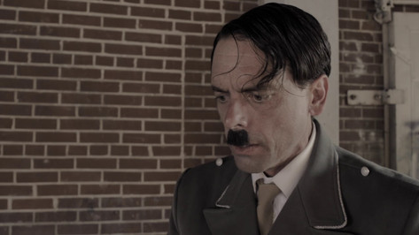 Dramatic Monologue (Hitler)