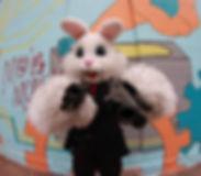 Seth Ferranti - Easter Bunny Assassin