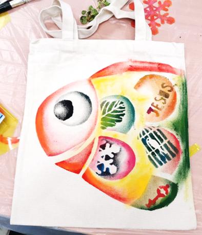 DIY 環保袋